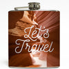Let's Travel - Camping Flask