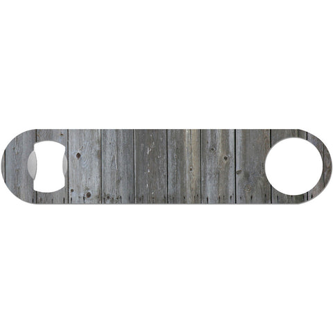 Old Barn Door - Faux Reclaimed Wood Bottle Opener
