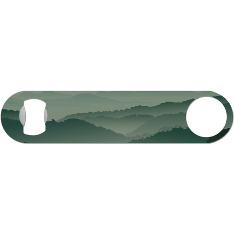 Wanderlust - Mountain Bottle Opener