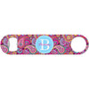 Personalized Pink Paisley -  Monogram Bottle Opener