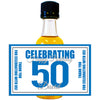 Celebrating - Birthday Mini Bottle Labels