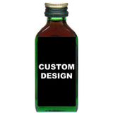 Upload Your Own Design - Custom Jägermeister Mini Bottle Labels
