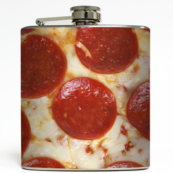 Pepperoni Pizza - Foodie Flask