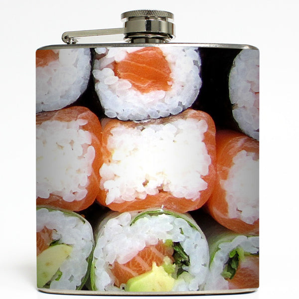 Sushi - Japanese Foodie Flask