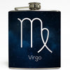 Virgo - Astrology Zodiac Sign Flask