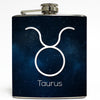 Taurus - Astrology Zodiac Sign Flask