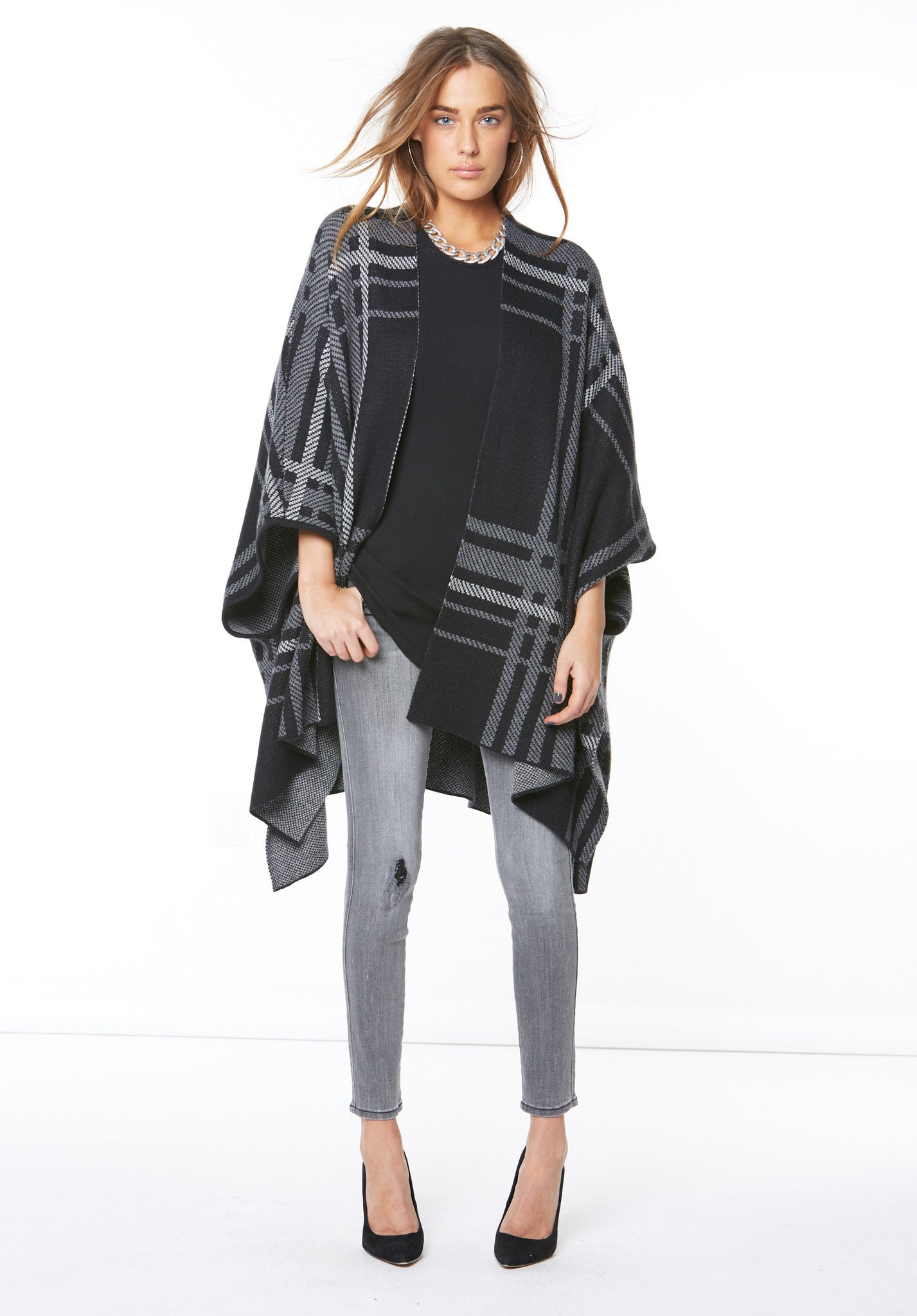 TEMPLE PONCHO