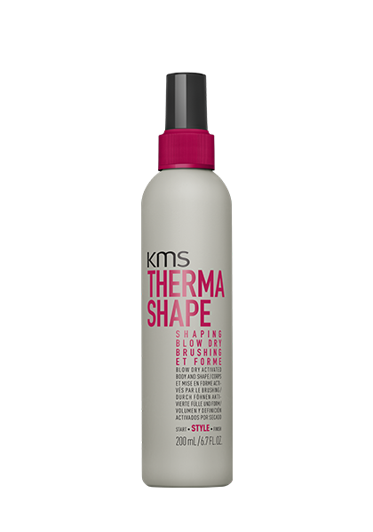 KMS California Therma Shape Shaping Blow Dry Spray 6.7 Oz