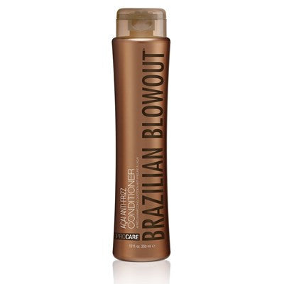 Brazilian Blowout Acai Anti-Frizz Conditioner 12 Oz