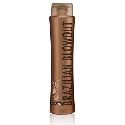 Brazilian Blowout Acai Anti-Frizz Shampoo 12 oz.