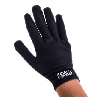 Keratin Complex Heat Resistant Glove - Curling Iron