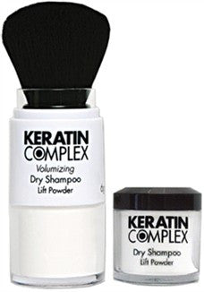 Keratin Complex Volumizing Dry Shampoo Lift Powder - 0.21 oz - refill