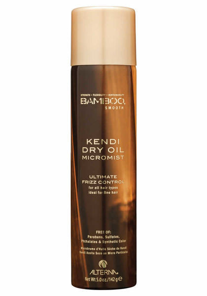 Alterna BAMBOO Smooth Kendi Dry Oil Micromist 5 Oz