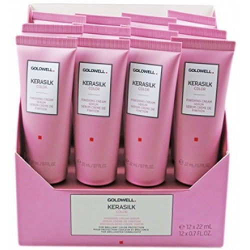 Goldwell Kerasilk Color Cream Serum 12x22ml