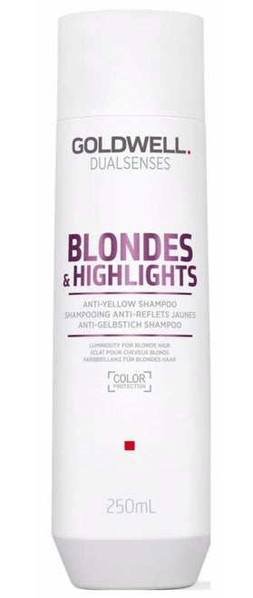 Goldwell Dual Senses Blondes And Highlights Anti-Yellow Shampoo