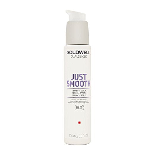 Goldwell Dualsenses Just Smooth 6 Effects Serum 3.3 Oz