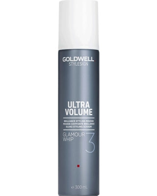 Goldwell Style Sign Brilliance Glamour Whip Styling Mousse 10.1 Oz