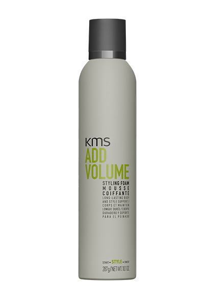 KMS California Add Volume Styling Foam 10.1 Oz