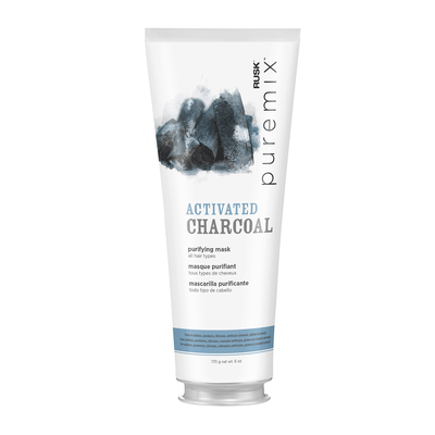 Rusk Puremix Activated Charcoal Purifying Mask 6 Oz
