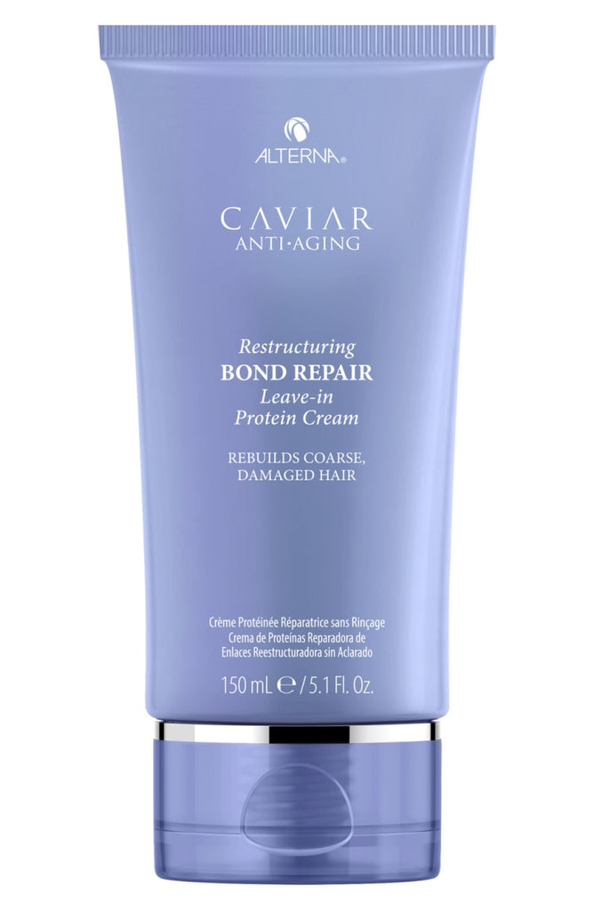 Alterna Caviar Restructuring Bond Repair Leave-in Protein Cream 5.1 Oz