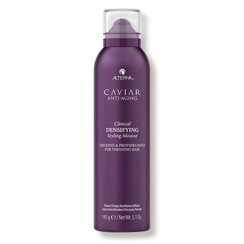 Alterna Caviar Clinical Densifying Styling Mousse 5.1 Oz