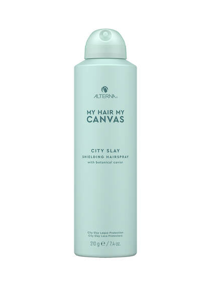 Alterna My Hair. My Canvas. City Slay Shielding Hairspray 7.43 Oz