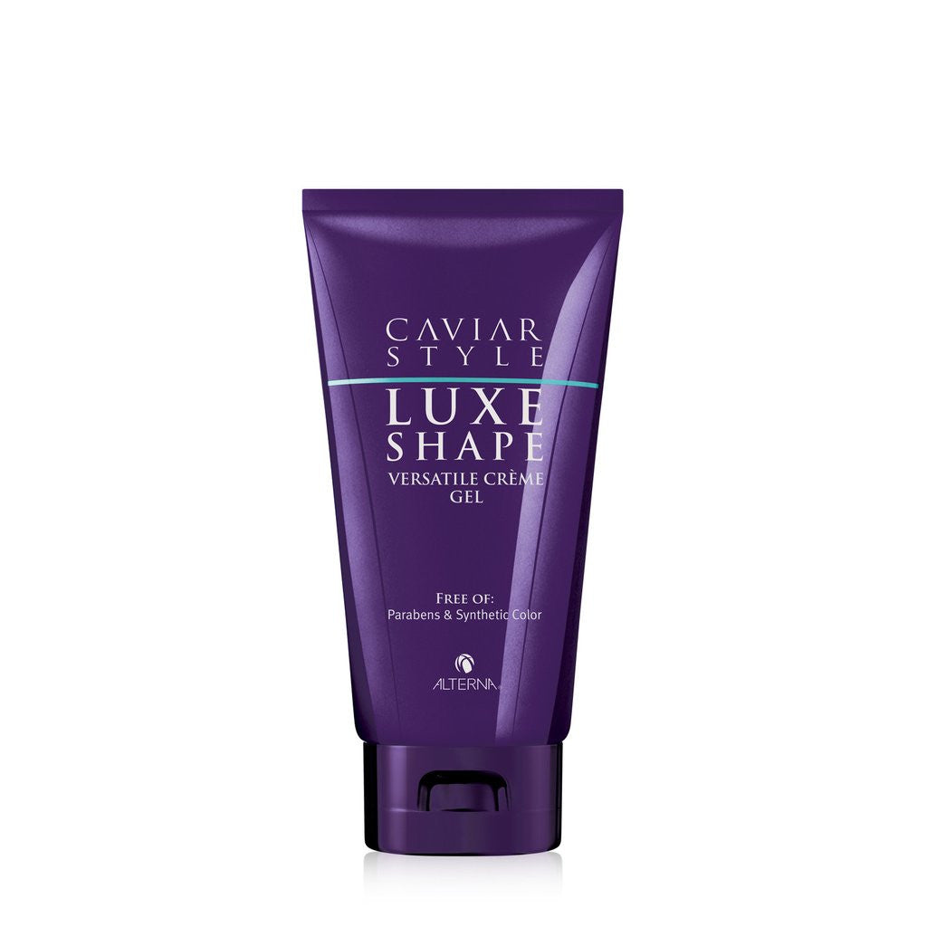 Alterna Luxe Shape Versatile Creme Gel 5 Oz