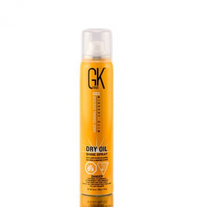 GKHair Global Keratin Dry Oil Shine Spray 3.5 Oz
