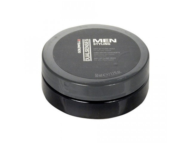 Goldwell Dual Senses For Men Dry Styling Wax 1.7 Oz