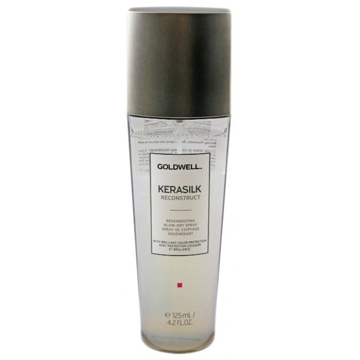 Goldwell Kerasilk Reconstruct Regenerating Blow-Dry Spray 4.2 Oz