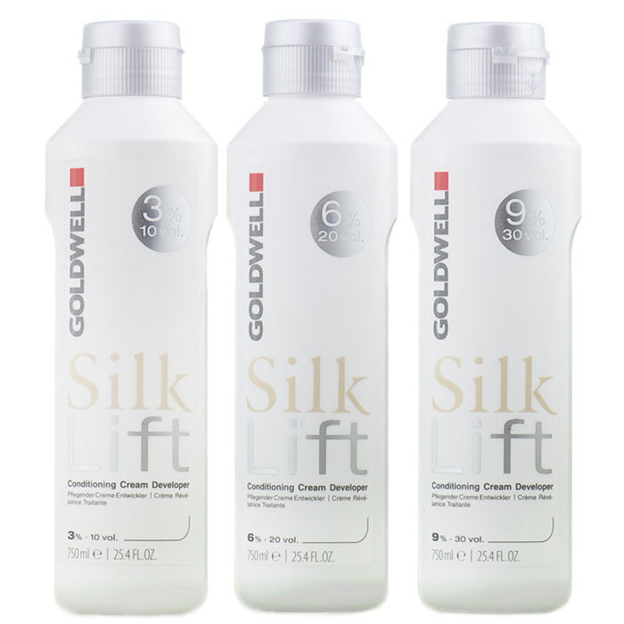 Goldwell SilkLift Conditioning Cream Developer