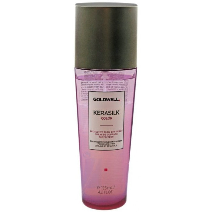 Goldwell Kerasilk Color Protective Blow-Dry Spray 4.2 Oz