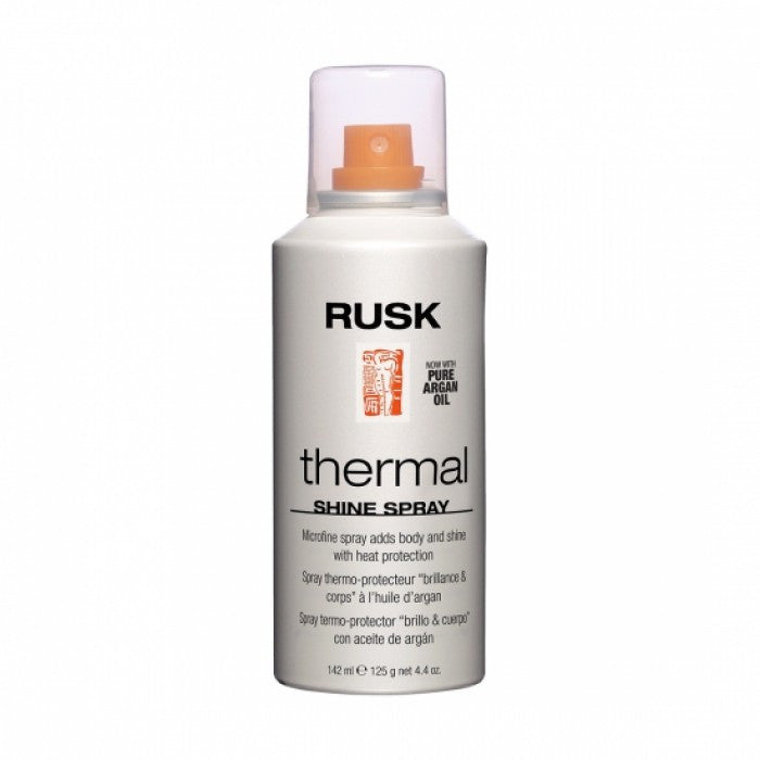 Rusk Designer Collection Thermal Shine Spray 4.4 Oz