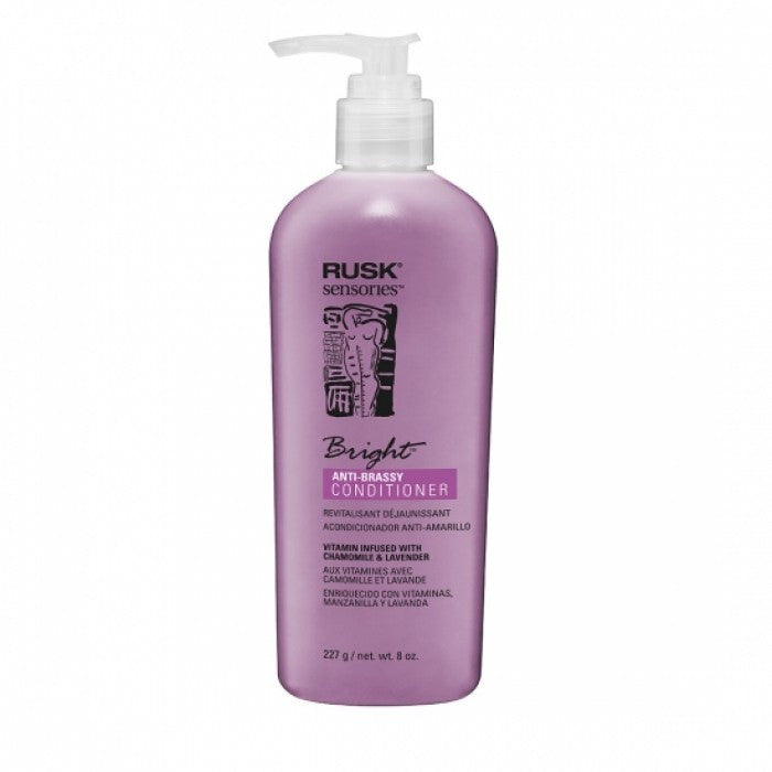 Rusk Sensories Bright Conditioner 8.5 Oz