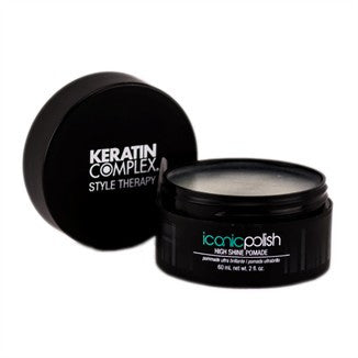 Keratin Complex Style Therapy Iconic Polish High Shine Pomade - 2 oz