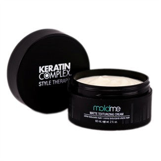 Keratin Complex Style Therapy Mold Me Matte Texturizing Cream - 2oz
