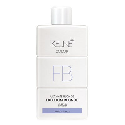 Keune Ultimate Blonde Freedom Blonde 6% 20 Vol.