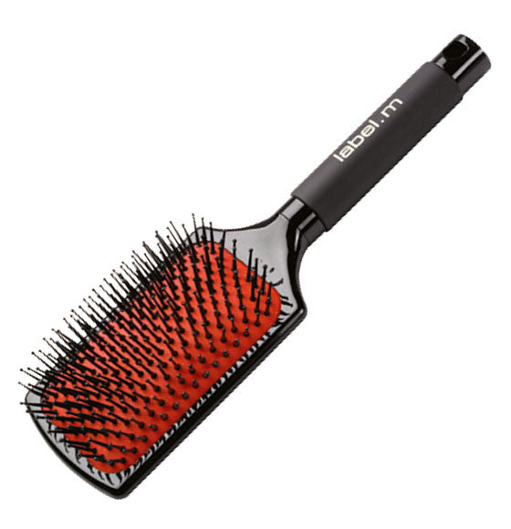 Label.m Paddle Brush