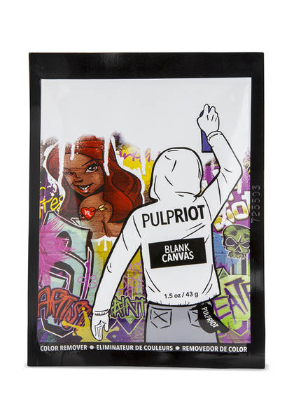 Pulp Riot Blank Canvas Packette
