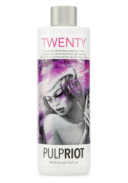 Pulp Riot 20 Volume Premium Developer 32 Oz