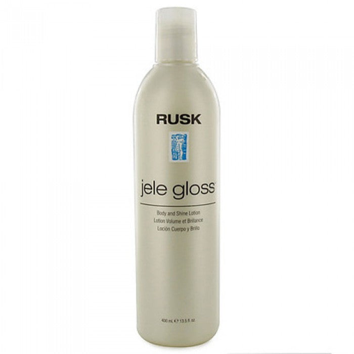 Rusk Jele Gloss Shine Lotion 13.5 Oz