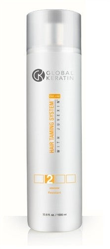 GK Global Keratin Taming Keratin Treatment - Coarse Resistant Hair 33.8 oz