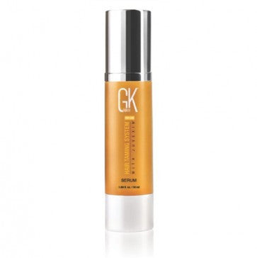 GK Global Keratin Anti Frizz Serum with Argan Oil 1.69 oz