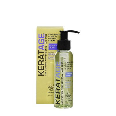 Keratage Shine Booster Serum 4 Oz