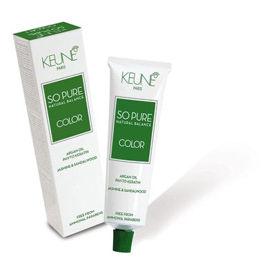 Keune So Pure Color Permanent Ammonia-Free Color 2 Oz
