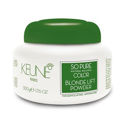 Keune So Pure Color Blonde Lift Powder 17.6 Oz