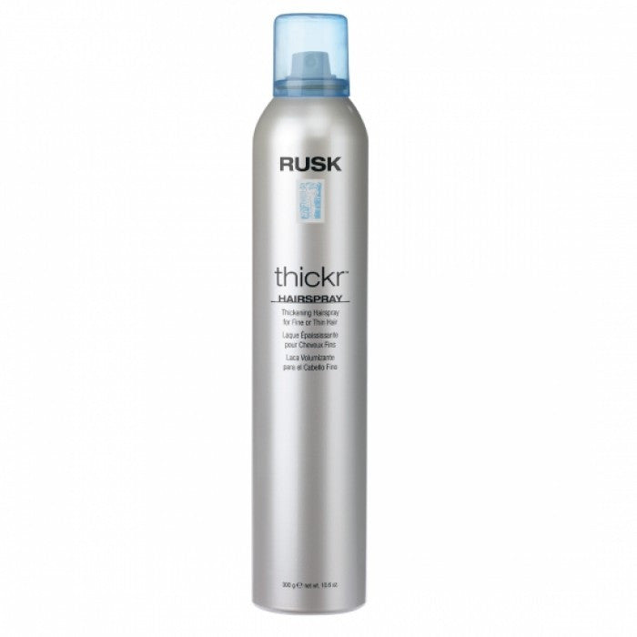 Rusk Designer Collection Thickr Thickening Hairspray 10.6 Oz - 55% VOC