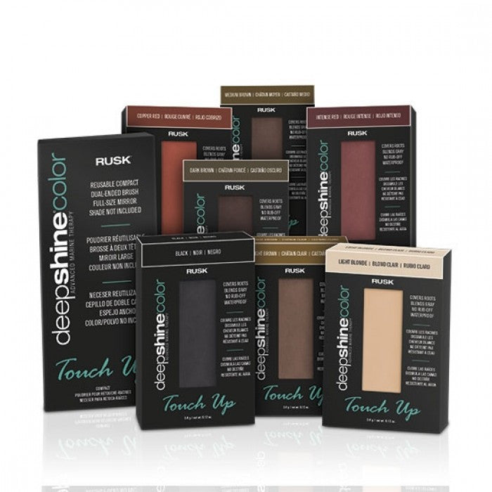 Rusk Deepshine Color Touch Up Shade Refills
