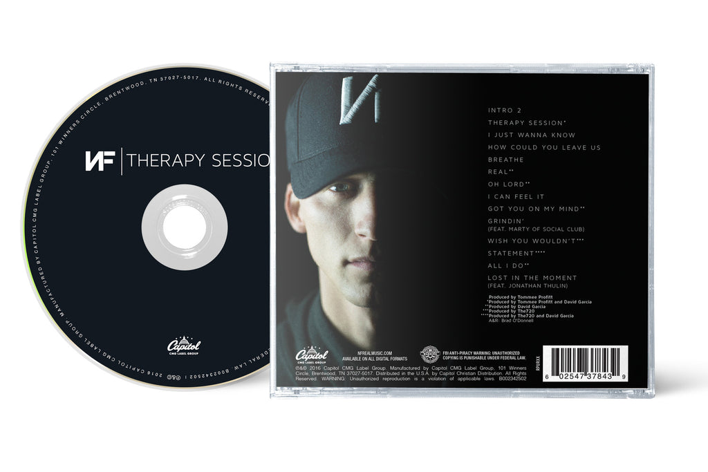 """Therapy Session CD"""