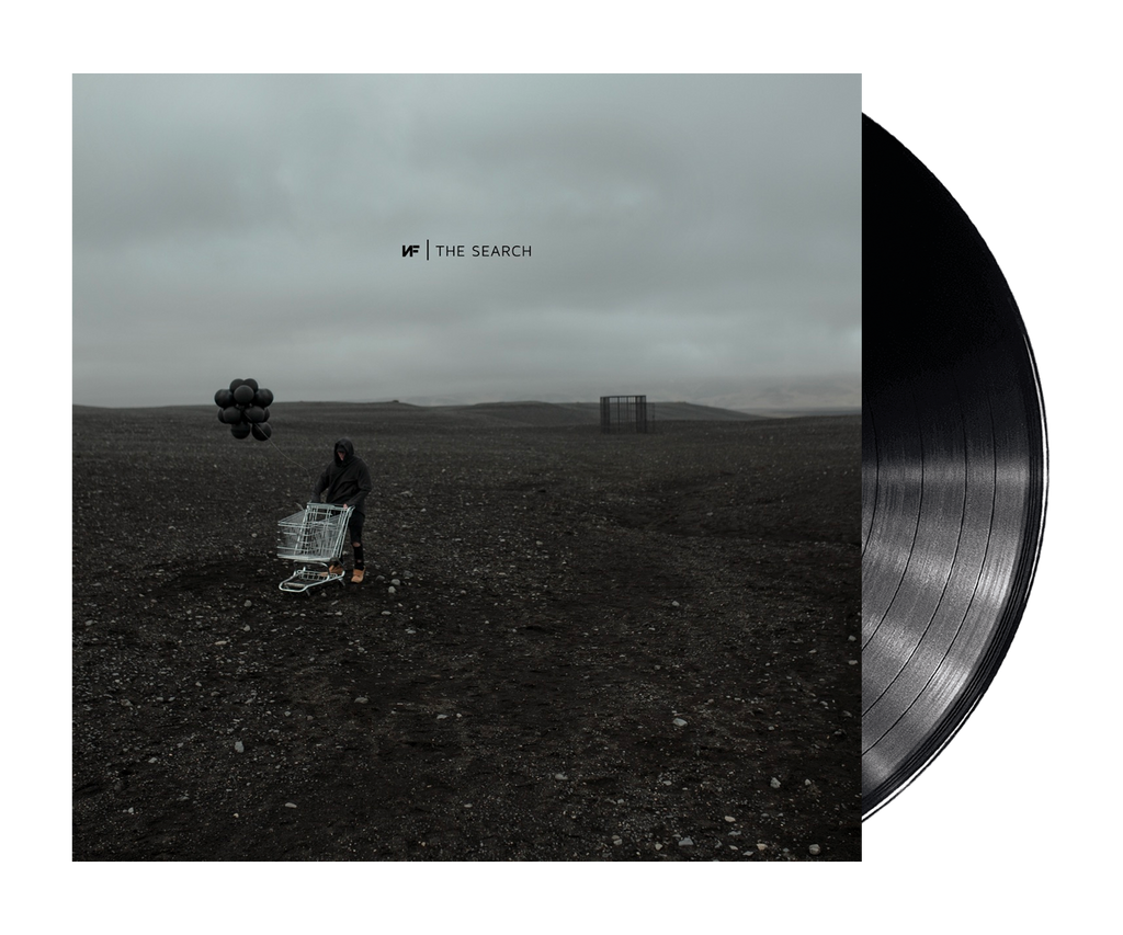 The Search Vinyl